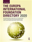 The Europa International Foundation Directory 2020