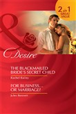 the blackmailed bride's s...