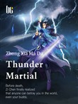 Thunder Martial Art