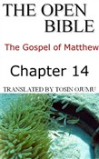 The Open Bible: The Gospel of Matthew: Chapter 14