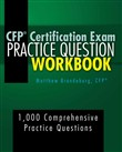 CFP Certification Exam Practice Question Workbook
