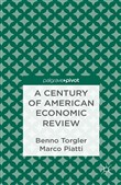 A Century of American Economic Review
