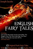 43 English Fairy Tales: With 63 Illustrations and 43 Free Online Audio Files