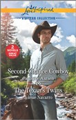 Second-Chance Cowboy & The Texan's Twins