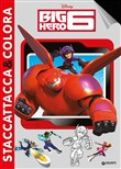 Big Hero 6. Con adesivi