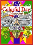 colorful day: coloring bo...