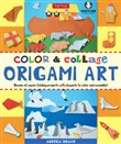 Color & Collage Origami Art Kit Ebook