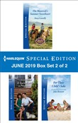 Harlequin Special Edition June 2019 - Box Set 2 of 2