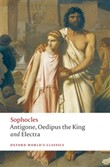 antigone; oedipus the kin...