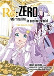 Re: zero. Starting life in another world. Truth of zero. Vol. 4