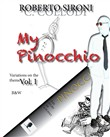 My Pinocchio Variation on the theme. Vol. 1