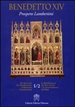 De Servorum Dei Beatificatione et Beatorum Canonizatione Vol. 1\ 2