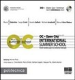 OC-Open City. International summer school. Con DVD Vol. 1