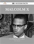 Malcolm X 100 Success Facts - Everything you need to know about Malcolm X