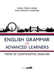 English grammar for advanced learners. Items of contrastive analysis