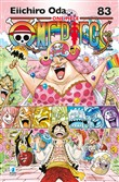 One piece. New edition. Vol. 83