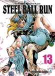 Steel ball run. Le bizzarre avventure di Jojo. Vol. 13