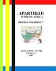 apartheid in south africa...