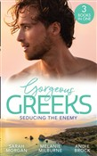 Gorgeous Greeks: Seducing The Enemy: Sold to the Enemy / Wedding Night with Her Enemy / The Greek's Pleasurable Revenge