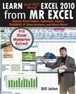 Learn Excel 2007 through Excel 2010 From MrExcel