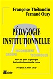 pédagogie institutionnell...