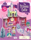 3D princess castle. Con gadget