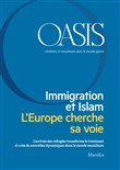 Oasis n. 24, Immigration et Islam
