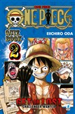 One piece. Quiz book. Get or lost. Challenger wanted. Vol. 2