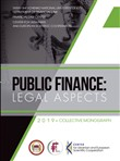 PUBLIC FINANCE: LEGAL ASPECTS
