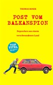 Post vom Balkanspion