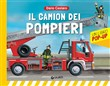 Il camion dei pompieri. Libro pop-up