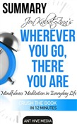 Jon Kabat-Zinn's Wherever You Go, There You Are Mindfulness Meditation in Everyday Life | Summary