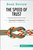 Book Review: The Speed of Trust by Stephen M.R. Covey