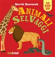 Animali selvaggi. Libro pop up