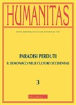 Humanitas (2020). Vol. 3: Paradisi perduti. Il demoniaco nelle culture occidentali