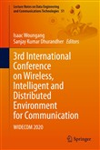 3rd International Conference on Wireless, Intelligent and Distributed Environment for Communication