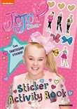 Sticker e activity book. JoJo Siwa. Con adesivi. Ediz. a colori