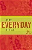 The Everyday Bible: New Century Version, NCV