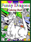 Funny Dragons: Coloring Book