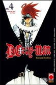 D gray-man Vol. 4