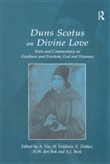 Duns Scotus on Divine Love