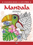 Mandala animali. Antistress