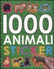 1000 Stickers Animali