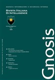 Gnosis. Rivista italiana di Intelligence (2009) Vol. 2