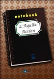 L'Aquila action notebook