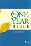 The One Year Bible KJV