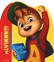 Alvin!!! & the Chipmunks. Activity & sticker