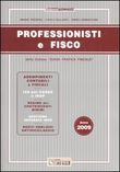Professionisti e fisco 2009