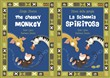 La scimmia Spiritosa-The Cheeky monkey. Ediz. illustrata