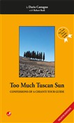 Too much tuscan sun. Confessions of a Chianti tour guide
